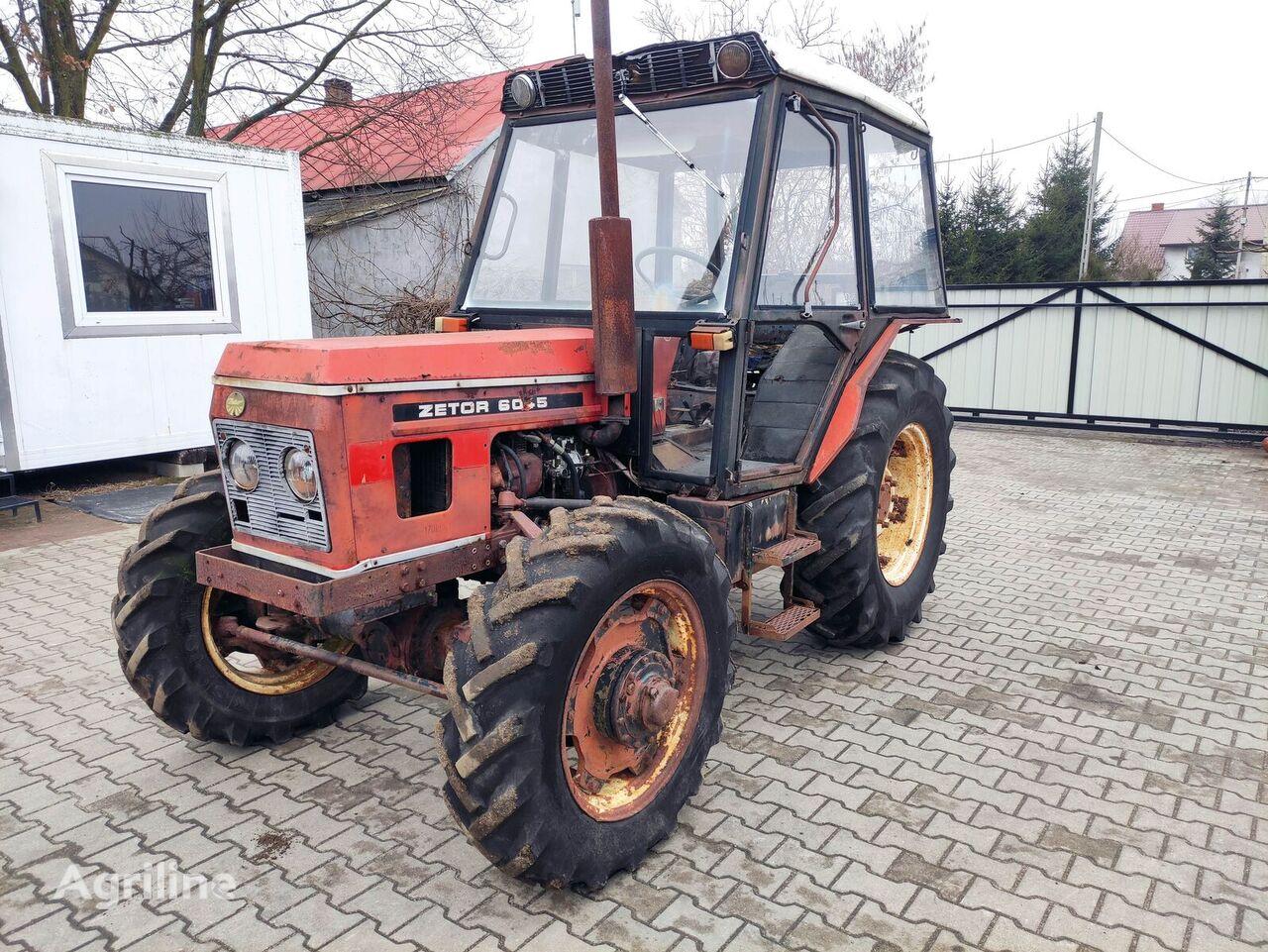 ZETOR 6045 wheel tractor