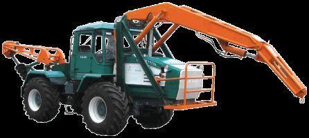 HTA-200-BKM wheel tractor