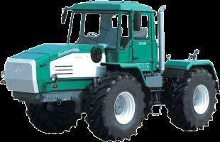 HTA-220 wheel tractor