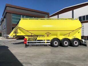 new ALI RIZA USTA Муковоз flour tank trailer