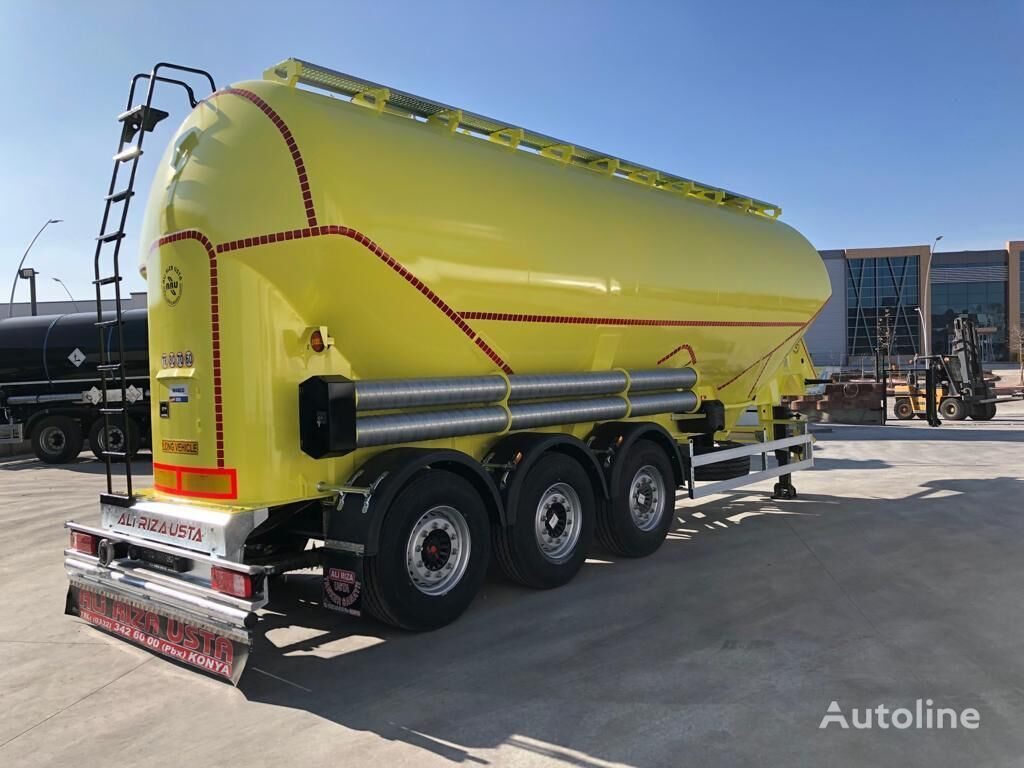 new ALI RIZA USTA Millenium Mukovoz flour tank trailer
