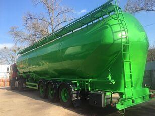 FELDBINDER EUT 56.3 flour tank trailer