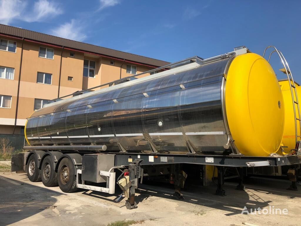 MENCI SA105 food tank trailer