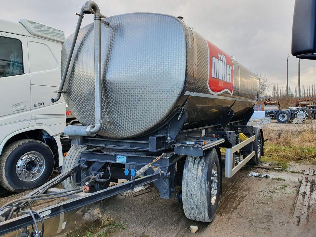 Schwarte 15.000 l food tank trailer