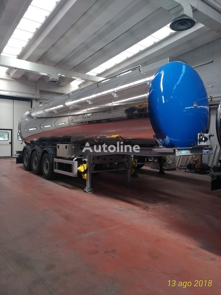 new UNIFRIG MENCI   Delivery in 40 Days food tank trailer