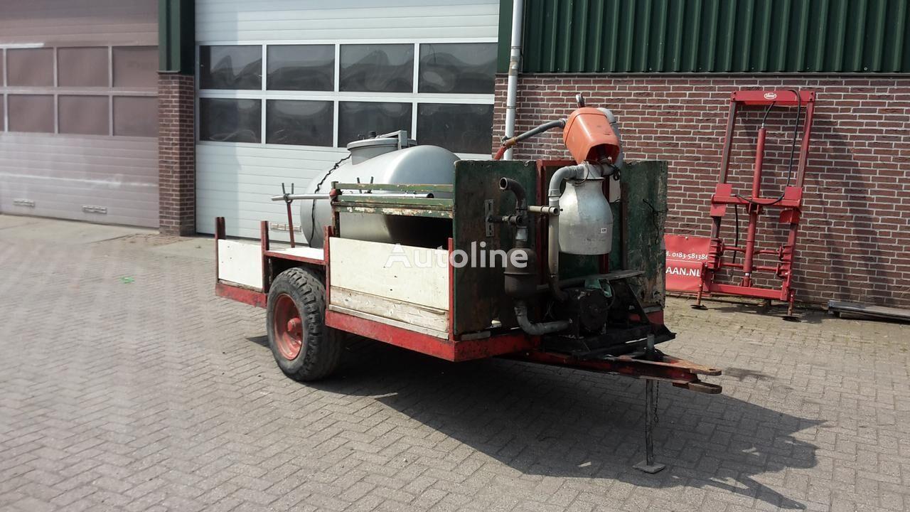 melkwagen food tank trailer