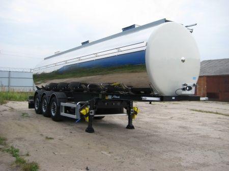 new SANTI-MENCI pishchevaya cisterna SAF Modul OFF-Road (ID-1859) SANTI- food tank