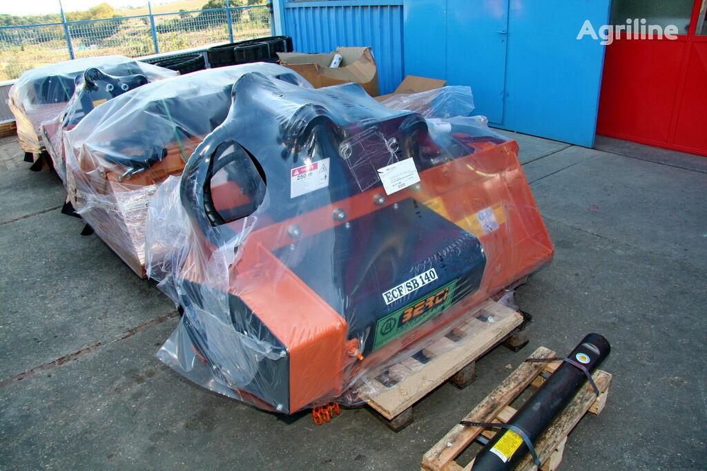 ECF-SB140 forestry mulcher