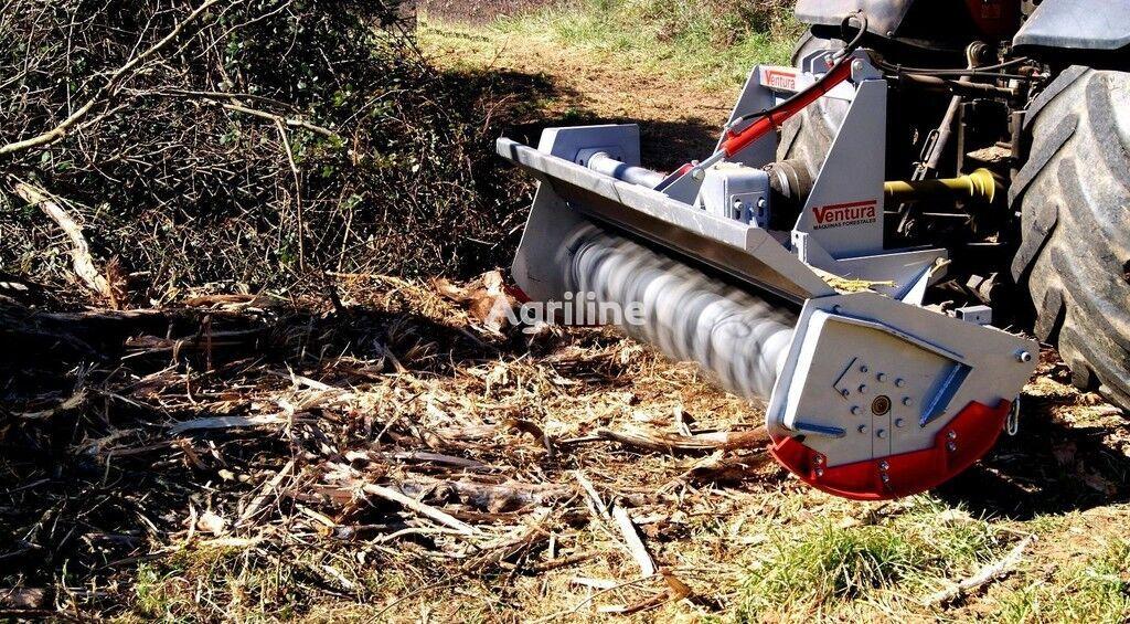 Ventura TFVJ - INDO - Trituradora Forestal con martillos oscilan forestry mulcher