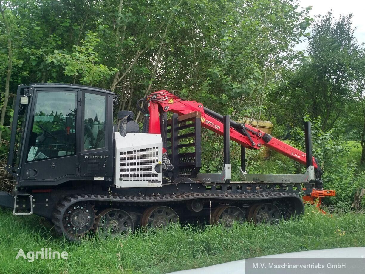 PRINOTH Panther T8 Forwarder forwarder
