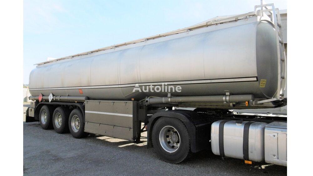 BOLGAN FUEL/BENZIN/DIESEL ADR VALID : 03.11.2021 10xKAMER=40560L fuel tank trailer
