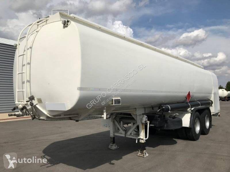 INDOX CISTERNA COMBUSTIBLE fuel tank trailer