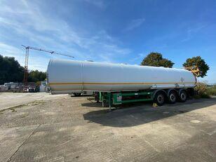 LAG OMT - 42990 - 5 Kammer - ALU - ADR new fuel tank trailer