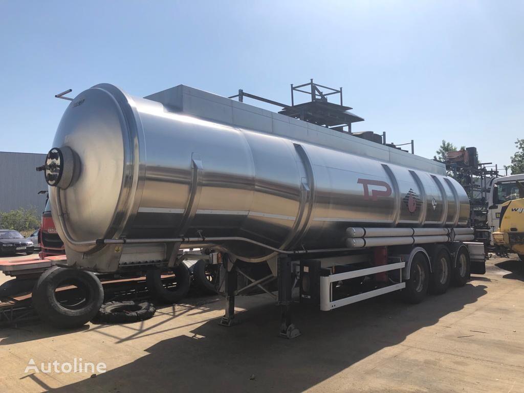 MAGYAR SR34B2 fuel tank trailer