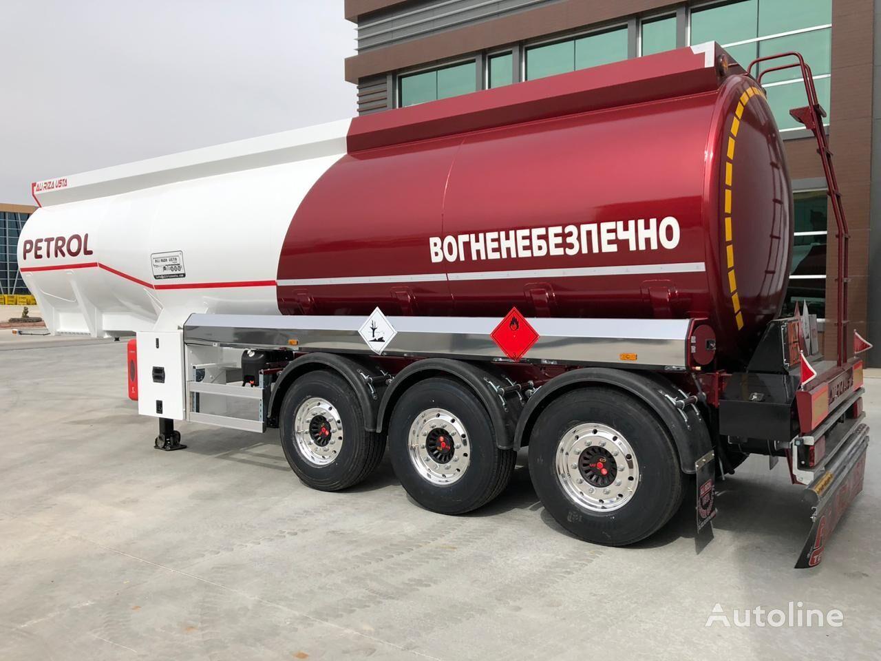 new ALI RIZA USTA BENZOVOZ fuel tank trailer