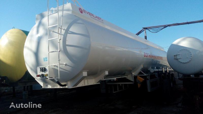 new EVERLAST EVL-40-4-3 fuel tank trailer