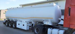 KASSBOHRER STB 38 fuel tank trailer