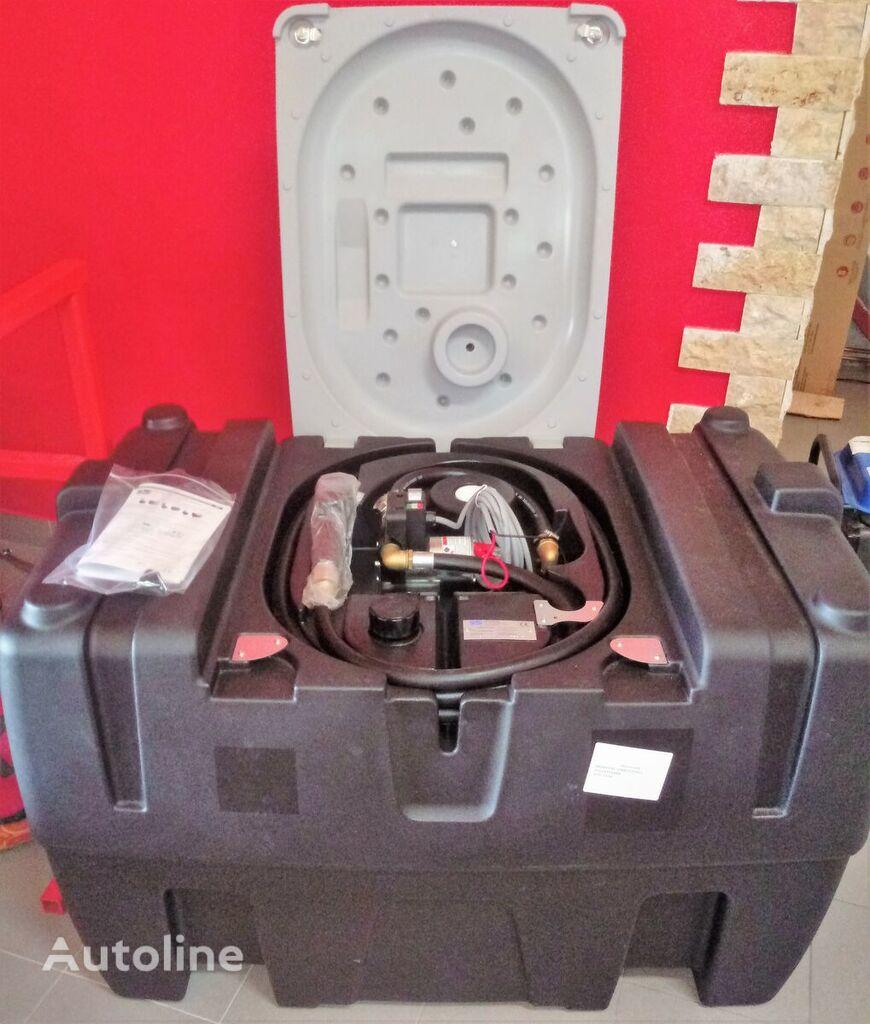 new Rezervor transportabil (cisterna) combustibil  fuel tank trailer