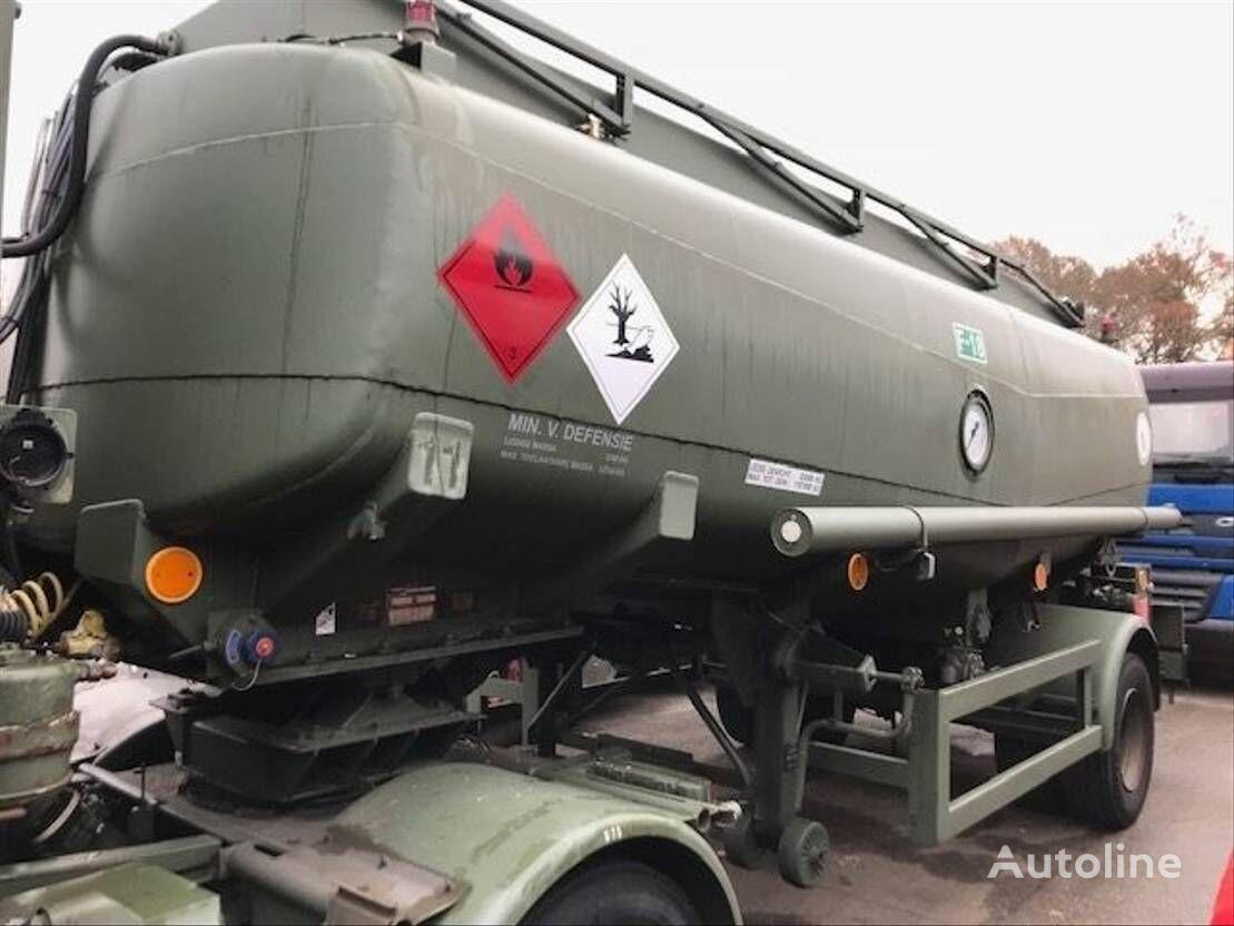STUVER AVIATION TANKER fuel tank trailer