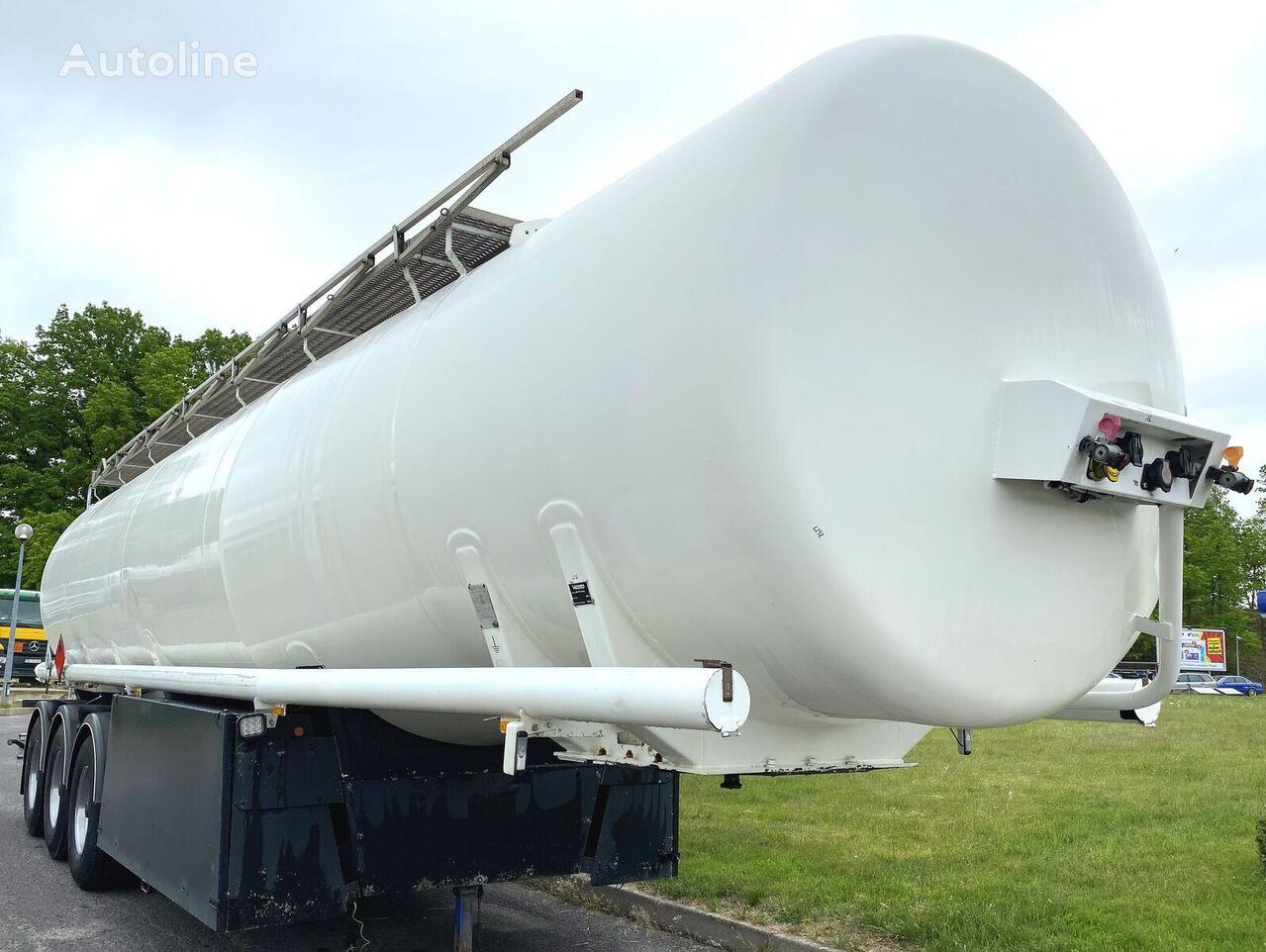 WILLIG 3S4 Oben und Untenbefüll. 5 Kam.  fuel tank trailer