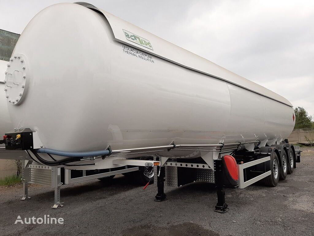 new BC LDS NCG-48 - IN STOCK gas tank trailer