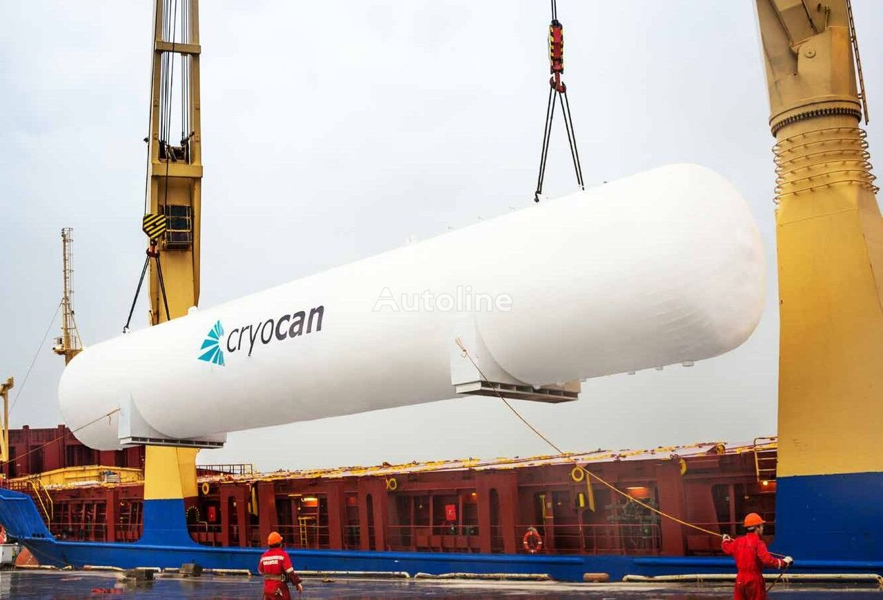 new CRYOCAN gas tank trailer
