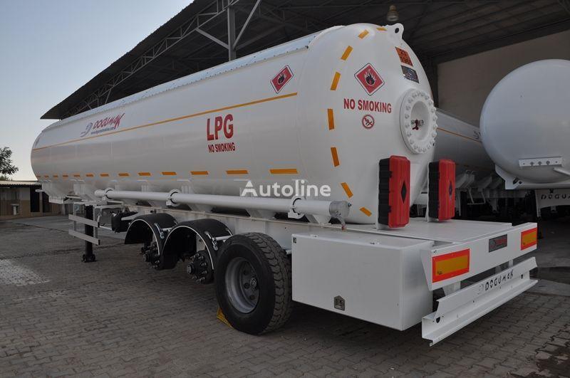 new DOĞUMAK LPG - DM35m3 gas tank trailer
