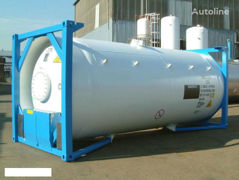 GASCON   20 FT gas tank trailer