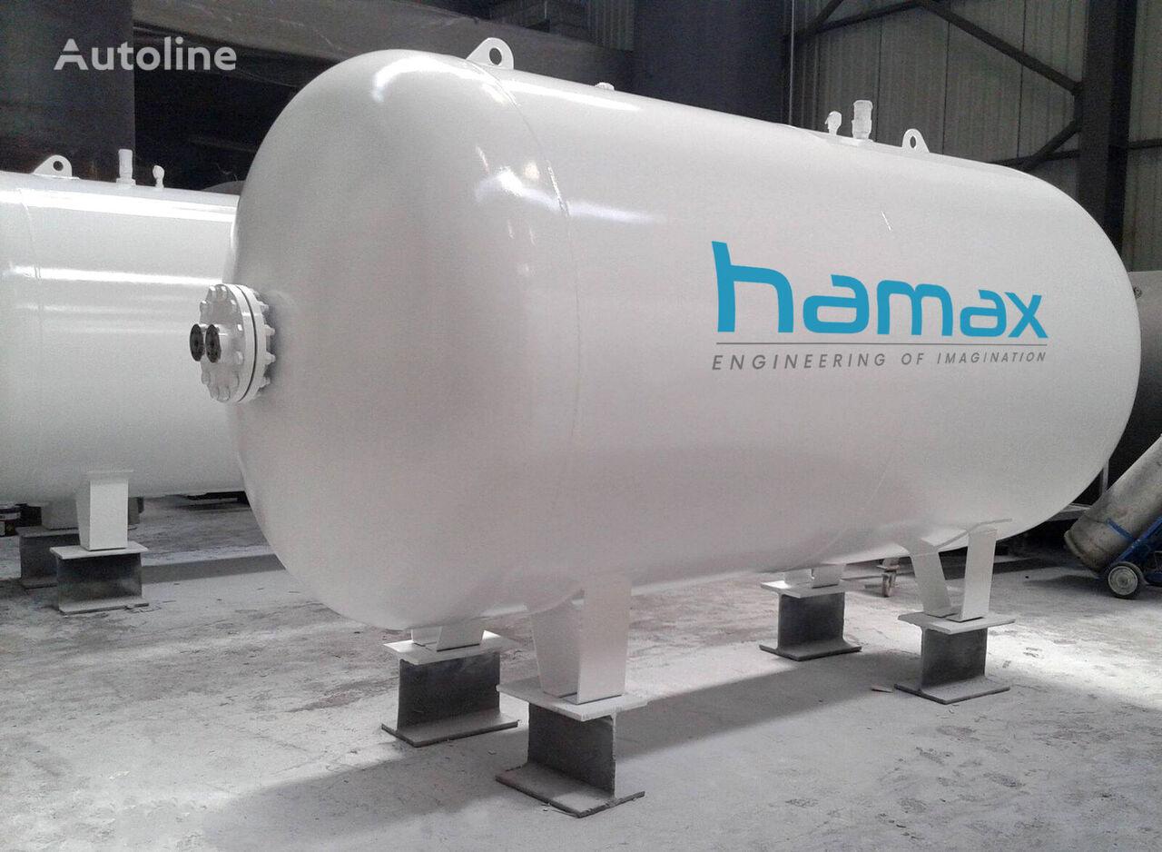 new HAMAX TAD13 LPG DOMESTIC TANK gas tank trailer