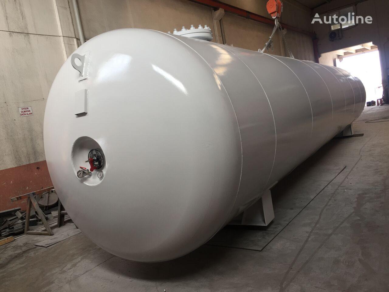new MAS TRAILER TANKER Réservoir de stockage de GPL  gas tank trailer