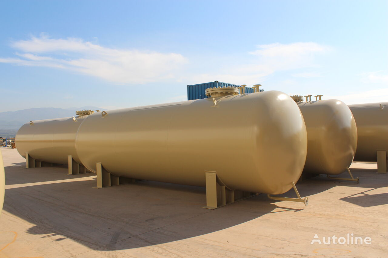 new MIM-MAK LPG YER ALTI DEPOLAMA TANKI - 5 m³ / 3500 m³ gas tank trailer