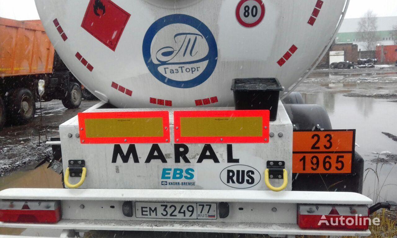 Maral Trailer gas tank trailer