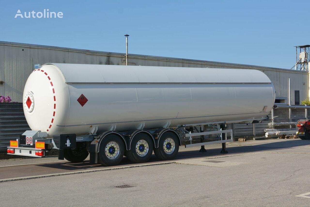 new OMSP ST565PRT gas tank trailer
