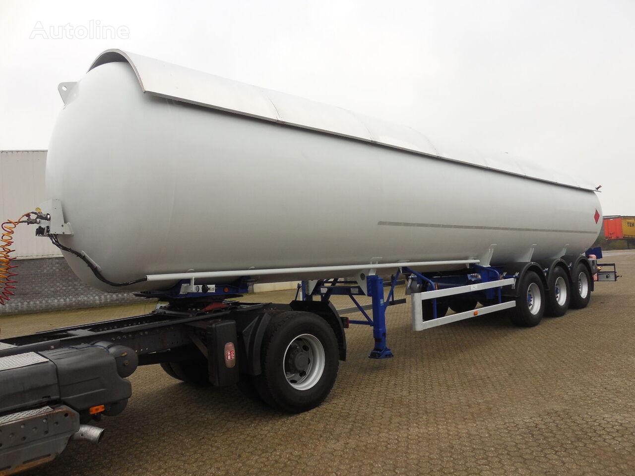 OMT P25BH - ADR 52.000ltr  gas tank trailer