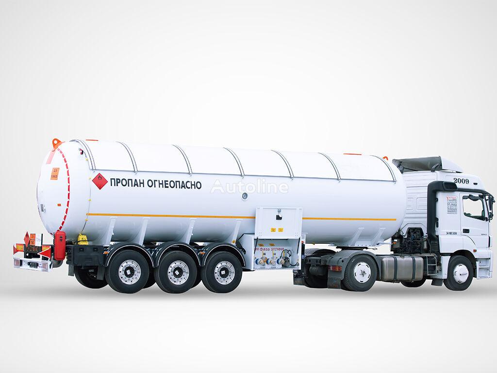YILTEKS LPG Tanker Trailer  gas tank trailer