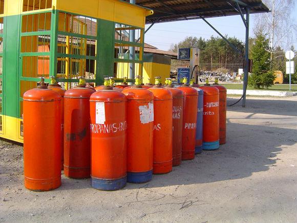 ZBA LPG cylinders PROPAN BUTAN gas tank trailer