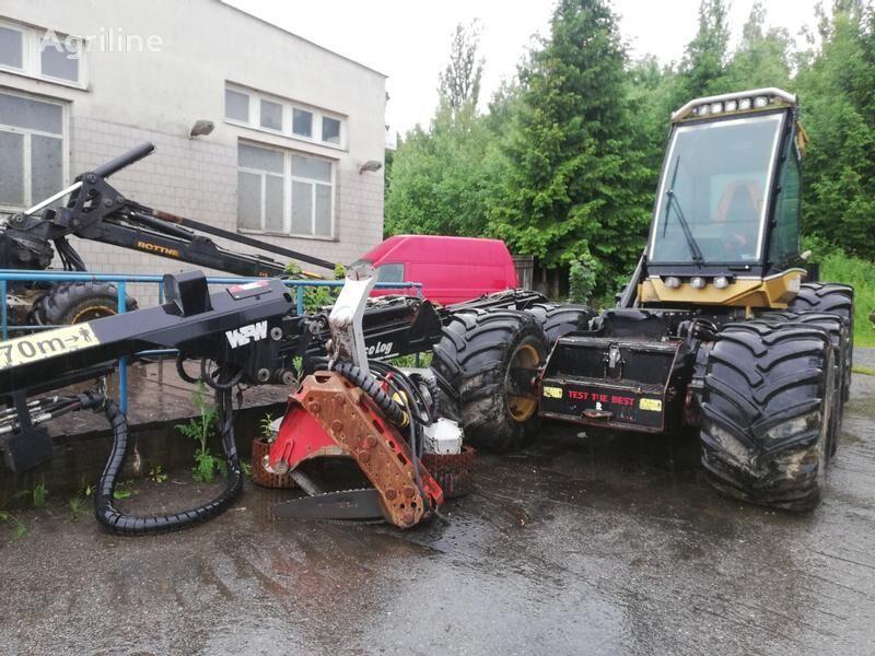 Eco Log 580D  harvester