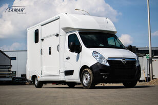 new OPEL Movano horse transporter