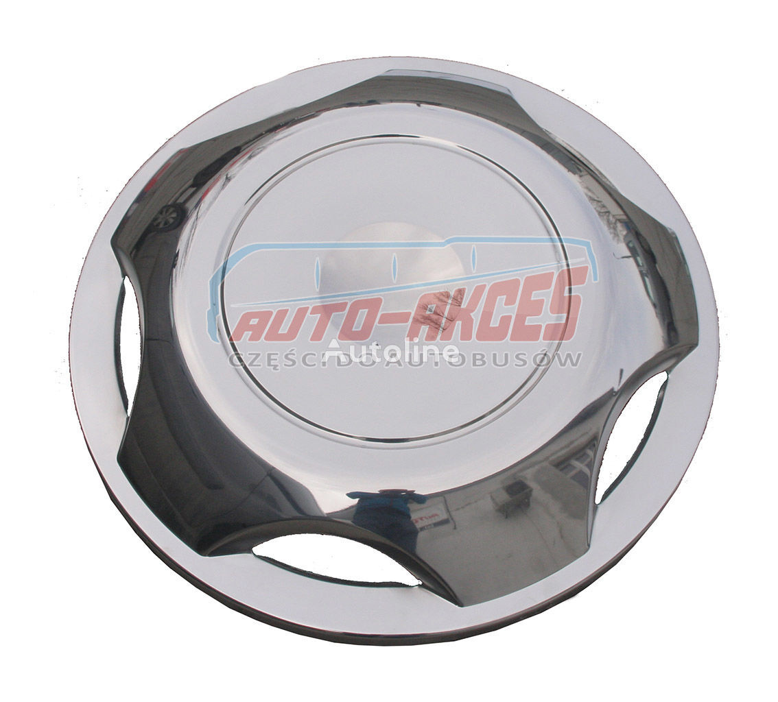 new SCANIA Iriazr PB front and rear hubcap