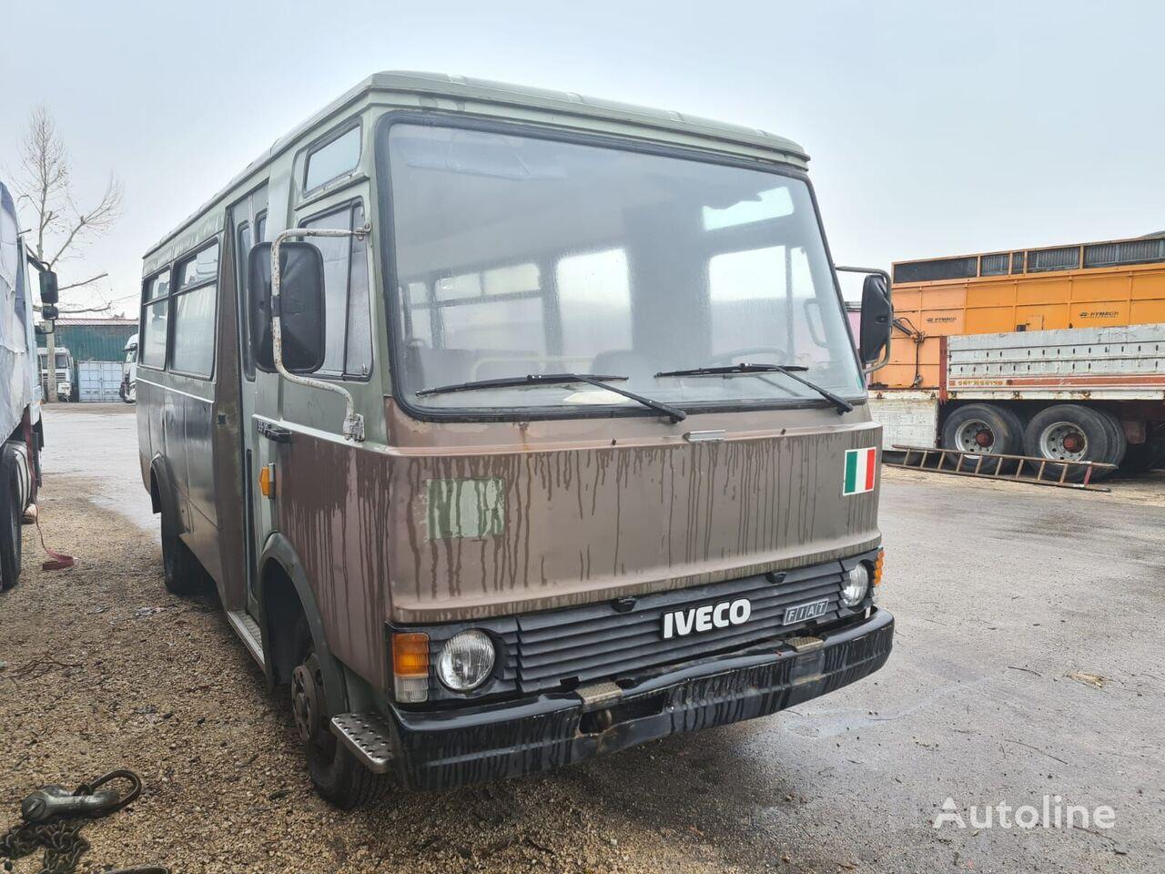 FIAT A 55.10 interurban bus