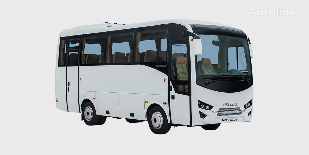 new ISUZU NOVO LUX EURO 6 D  29+1 ON STOCK interurban bus
