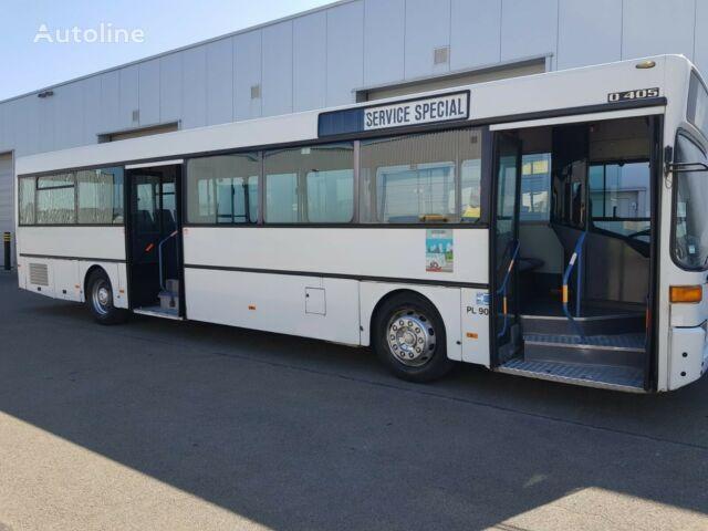 MERCEDES-BENZ O405 ;OLDTIMER BUS; HOOGBODEN;TOP ZUSTAND interurban bus