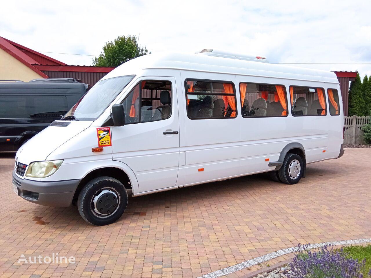 MERCEDES-BENZ Sprinter 413 CDI interurban bus