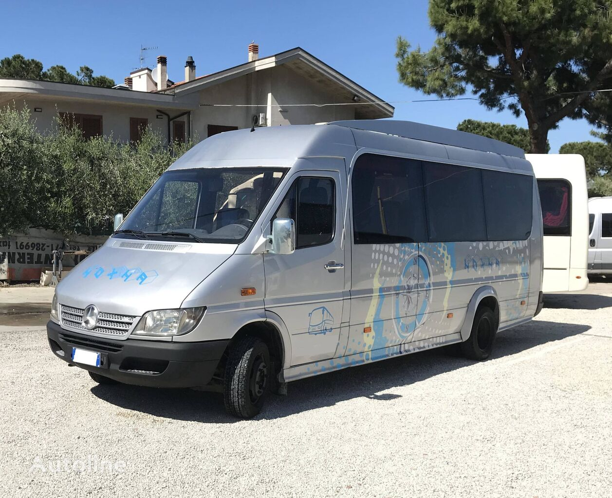 MERCEDES-BENZ Sprinter 416CDI interurban bus