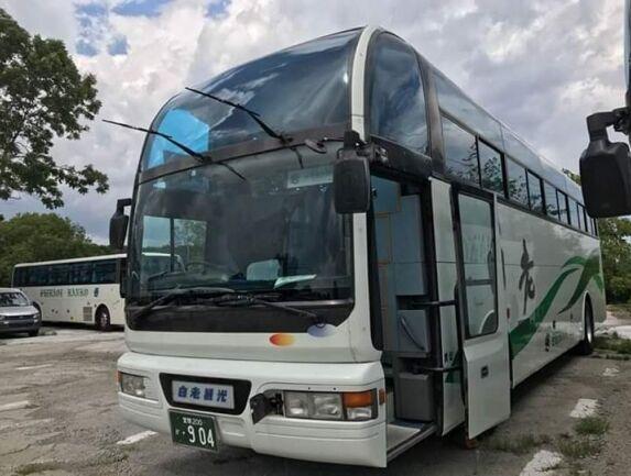 NISSAN UD (55 seater bus) interurban bus