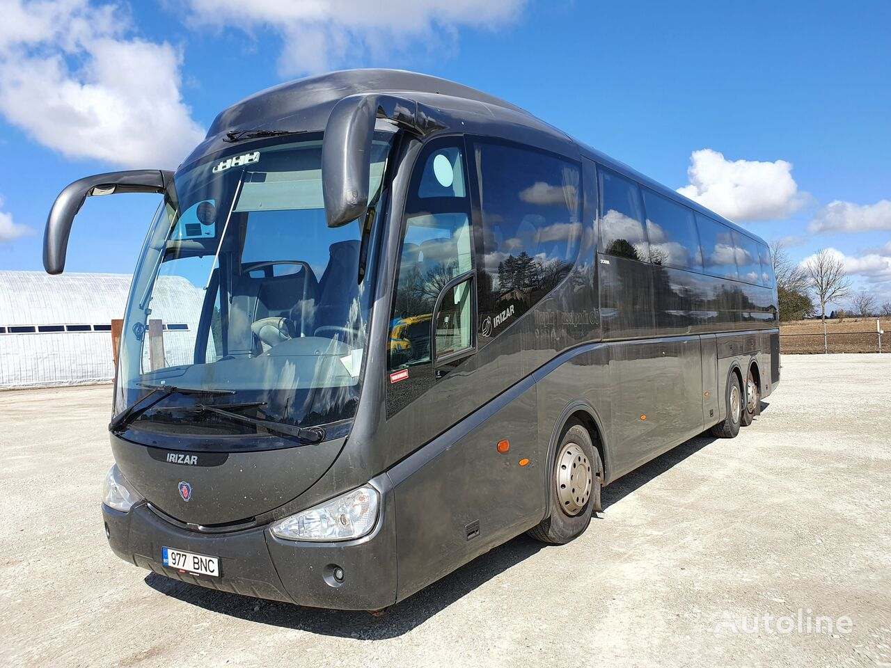SCANIA Irizar K 420 interurban bus