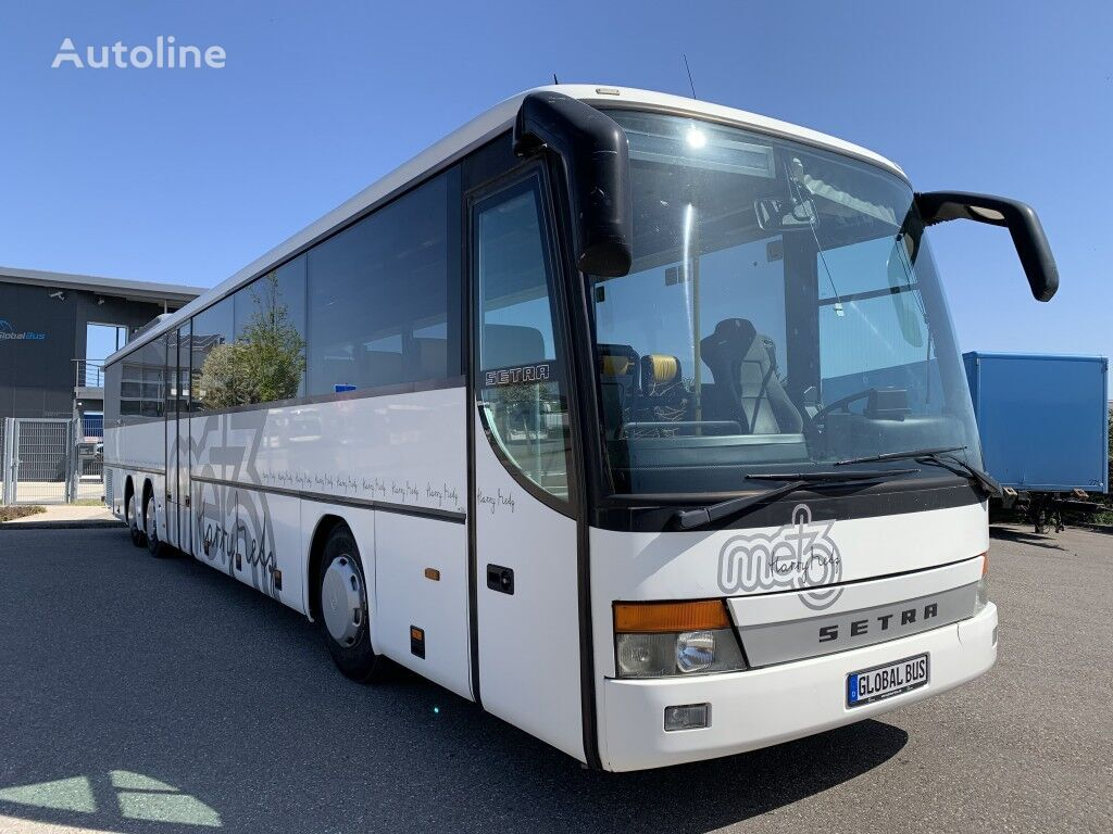 SETRA 319 UL Klima Tempomat interurban bus
