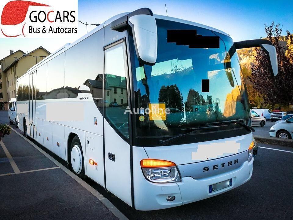 SETRA  416 GT    +  TOILET 416 UL  interurban bus
