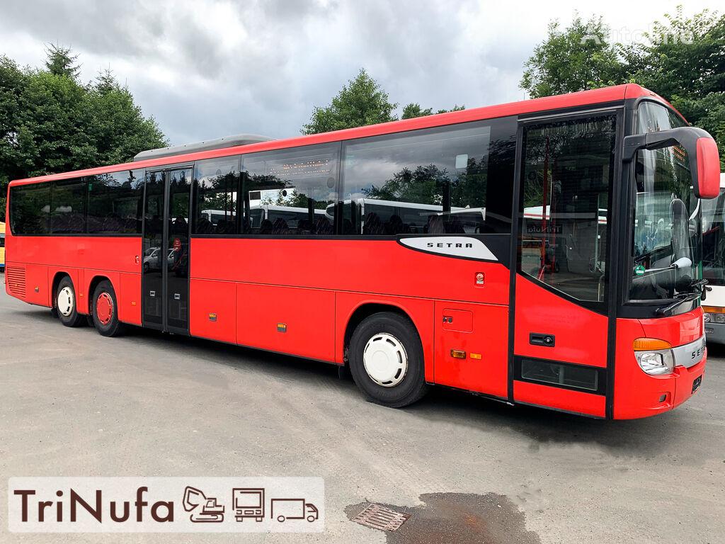 SETRA S 417 UL | Klima | 408 PS | Euro 4 |  interurban bus