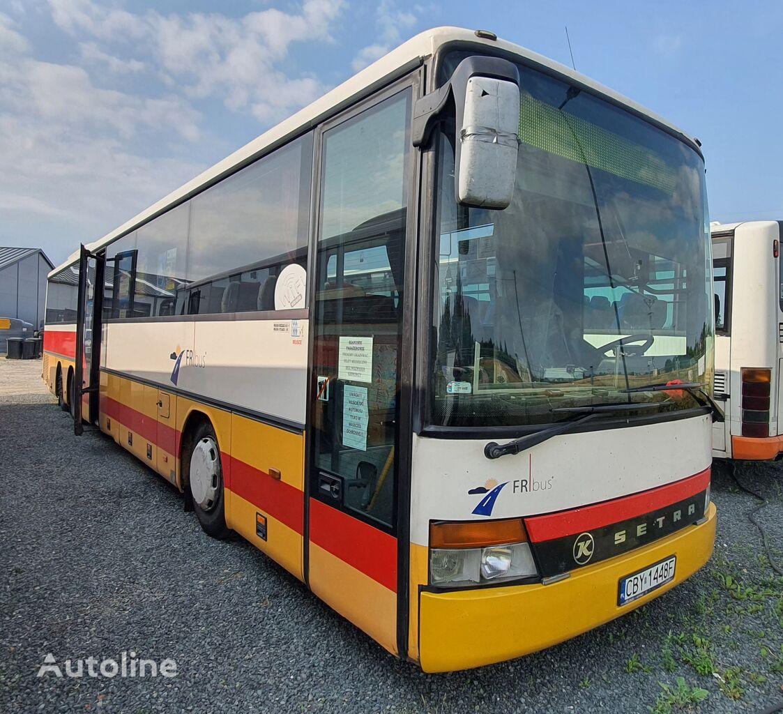 SETRA S319 UL interurban bus